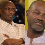 Court slaps Ken Agyapong with GHC100,000.00 in damages as Kweku Baako wins case