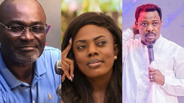 VIDEO: Nigel Gaisie wanted to have an affair with Nana Aba through prophecies- Ken Agyapong