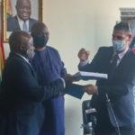 Ghana and Amandi Holdings sign US$560 million railways contract