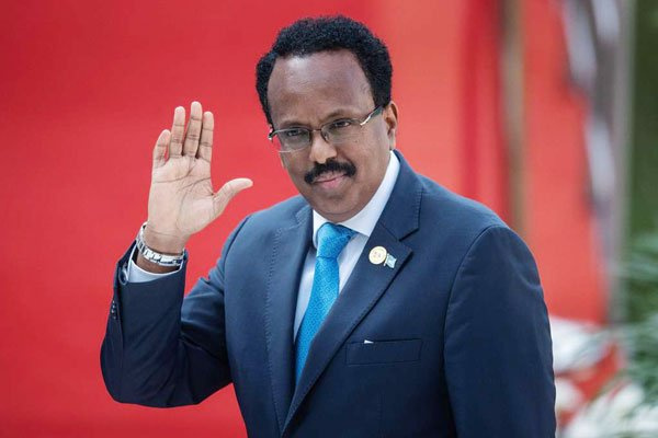 Somalia silent on Trump saying there was 'anarchy' there