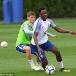 Baba Rahman set for Chelsea return