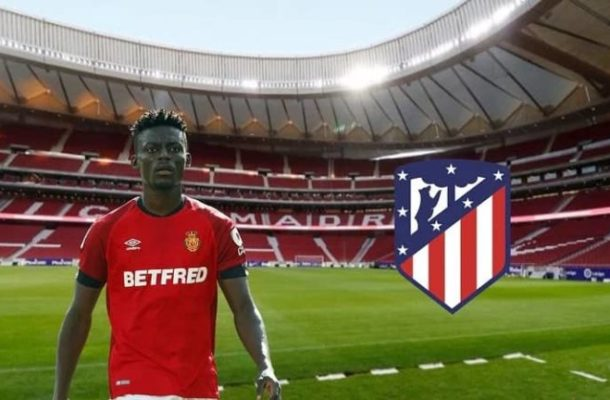 Baba Iddrisu tipped to replace compatriot Thomas Partey at Atlético