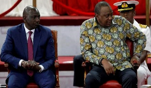 Kenya president refuses to rule out comeback as PM