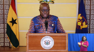 Full Text: Akufo-Addo's 12th address to the nation on measures to fight Covid-19