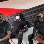 Osei Kwame Despite, Ofori Sarpong & others spotted at Kwadwo Wiafe's one-week memorial