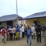 Voters register: Frustration at Oda as biometric machine breaks down