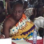 Ejisu Chief apologizes to MP, Owusu Aduomi for calling him foolish
