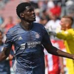 Ghanaian attacker Kwasi Okyere wins Bayern Munich player of the year award
