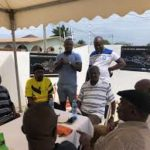 Former Great Olympics players pay visit to troubled Abu Imoro 'Tigana'