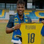 Former Ghana Youth Assifuah joins French Ligue 2 new boys FC Pau
