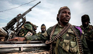 US and China 'supplying undeclared weapons' to DR Congo