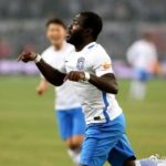 Ghana's Frank Acheampong scores hat-trick in Tianjin Teda friendly win