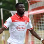Nana Ampomah set for Fortuna Düsseldorf exit