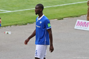Ghanaian Patric Pfeiffer delighted with late winner for Darmstadt