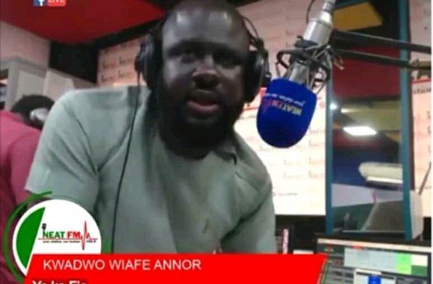 Just In: Peace FM's journalist dies