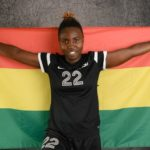 22-yr-old Black Princesses' defender Kate Adu Aggyeman making Ghana proud in USA