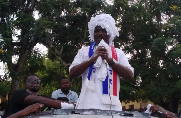 2020: Kwadjo Asante vows to expand NPP's votes in Suhum