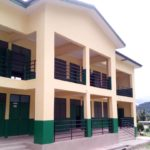 Gov't constructs 12-unit classroom block for Kwahu Ridge Senior High School