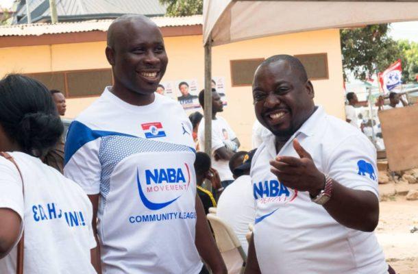 NABA Movement congratulates Akufo-Addo, Bawumia on thier acclamation