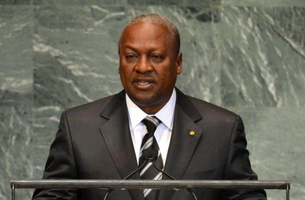 Full Text: John Mahama addresses the nation on the Supreme Court ruling on compilation of new voter register