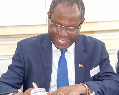 Government set to increase price of cocoa this year - COCOBOD CEO