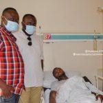 Kotoko goalie Osei Kwame undergoes surgery at KATH