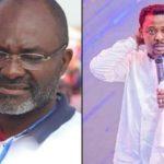 Shut up and let's do the work of God - Prophet Nigel Gaisie blasts critics