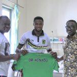 Kotoko goalie Osei Kwame discharged from KATH after surgery