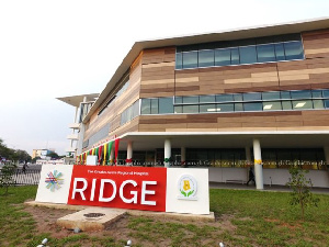 Ridge Hospital finally releases report on the death of Dr Kuto's wife