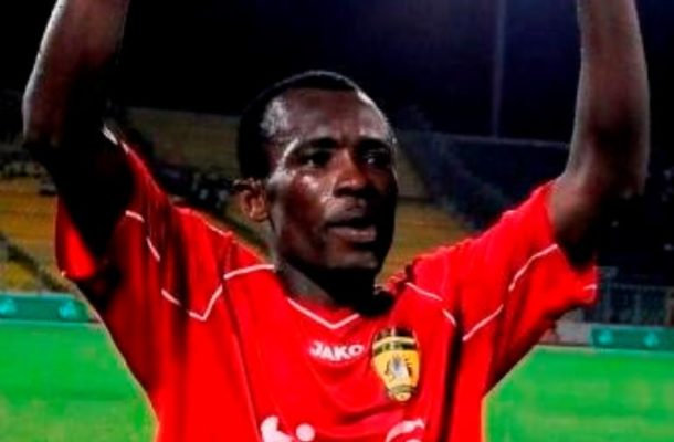 VIDEO: Former Kotoko midfielder Stephen Oduro bares it all from childhood to the very top