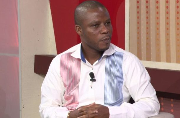 'Nothing wrong with EC using my NPP branded car to convey registration material' – Sly Tetteh