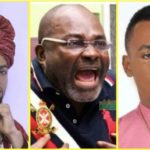 VIDEO: Rev. Obofour runs from Kennedy Agyapong's troubles