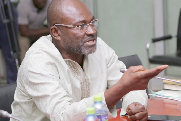 Your history is disgusting – Kennedy Agyapong pokes baby mama