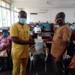 E/R: New Juaben South Assembly donates GHS64,000 to PWDs