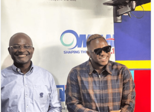 VIDEO:  Kennedy Agyapong advises Medikal to avoid drugs  and invest wisely