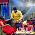 Shatta Wale and Nana Ama McBrown sack Bulldog on Live TV show