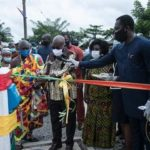 Prez Akuffo Addo commissions 146 water systems in the Central Region