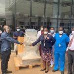 COVID-19: Ibrahim Mahama donates ultra modern Anaesthetic machine to UGMC