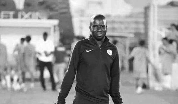 Ghanaian footballer dies in Cambodia