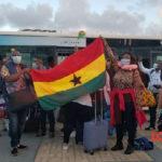 95 Ghanaian nurses arrive in Barbados
