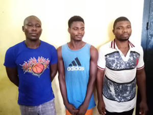 Court remands 3 brothers for assaulting Custom officers and snatching rifle away