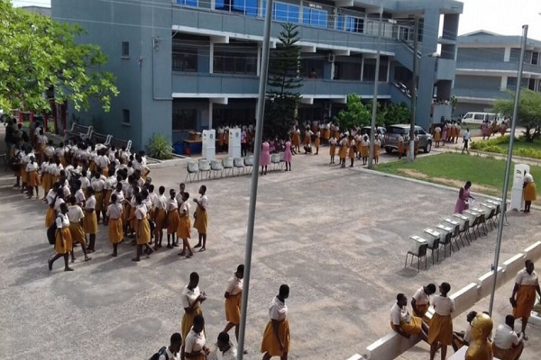 40 students test positive for COVID-19 in a school in Akosombo