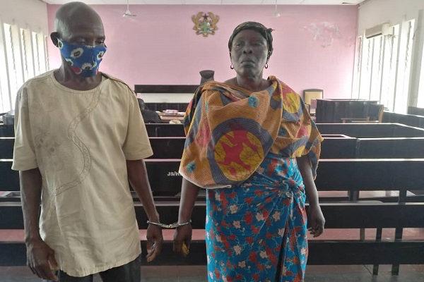 V/R: Two jailed 34 years for trafficking nine children