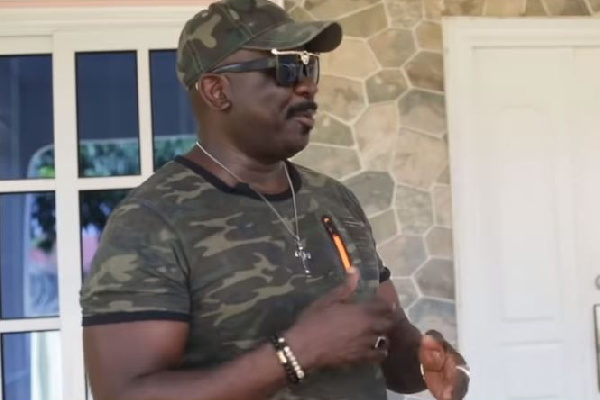 VIDEO: Koo Fori's house burnt beyond recognition