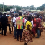 Tension at Accra Girls Institute as NPP, NDC members clash over press conference
