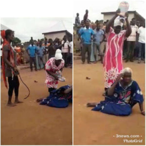 PHOTO: Witch-doctor accomplice in lynching of 90-year-old woman arrested
