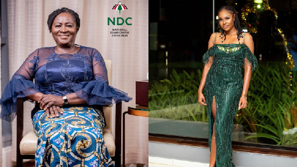 Actress Yvonne Nelson's advise to Prof. Naana Opoku-Agyemang
