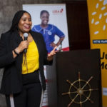 Captain Planet's wife Uche Ofodile appointed CEO of MTN Benin