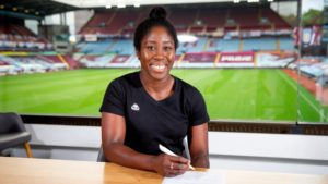 Anita Asante completes Aston Villa switch