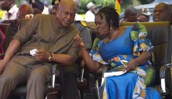 Confirmed: Mahama settles on Naana Opoku-Agyemang as running mate for 2020 election
